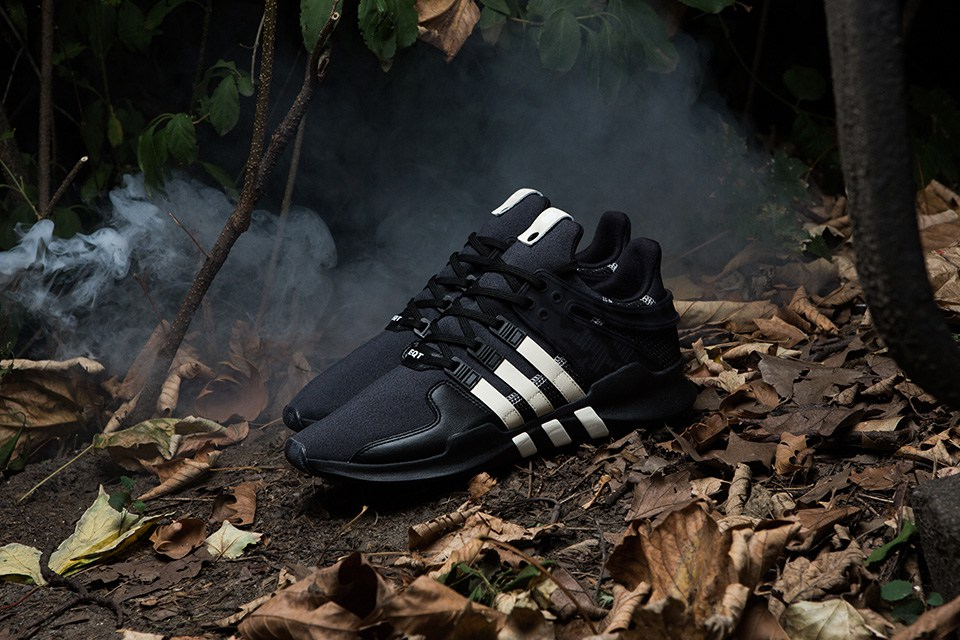 finest selection bceb8 abb36 UNDEFEATED x adidas Consortium 全新联名EQT Support ADV 鞋款