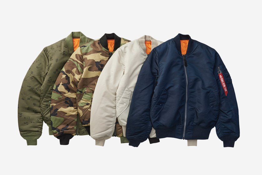 big sale 4b81e b05f3 Alpha Industries 2016 秋冬系列单品