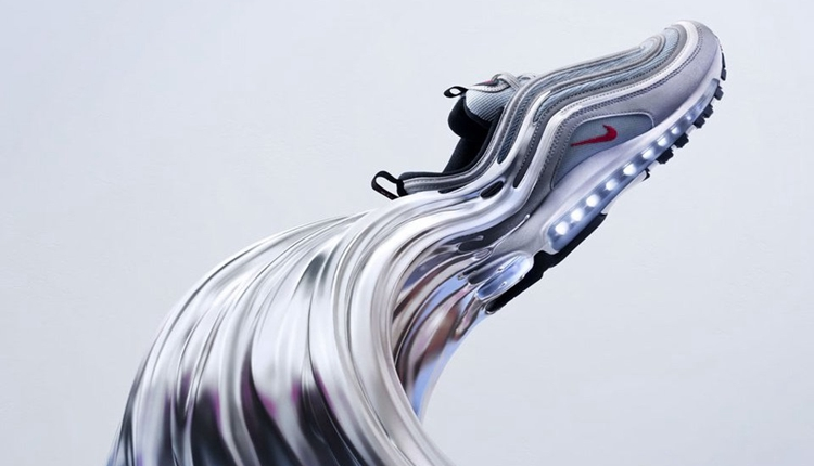 "newest collection 644bd ceec9 发售提醒丨Nike Air Max 97 OG""Silver Bullet"""