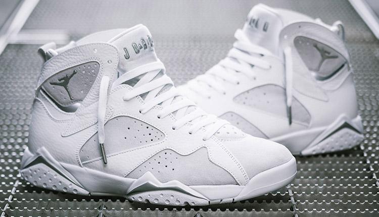 "newest fd237 a76ee 发售提醒  Air Jordan 7 Retro ""Pure Money"""