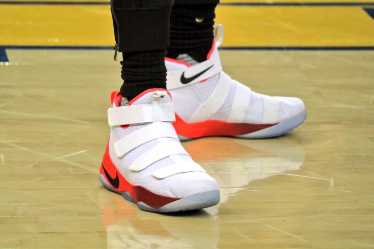 Nba 2k D Island Shoes Sneakers High Arl New Reborn Comfort Red