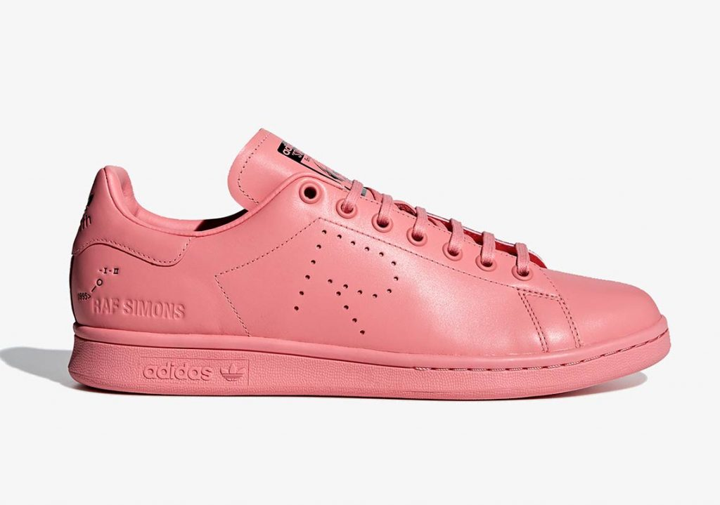 Raf Simons X adidas ORIGINALS STAN SMITH全新配色