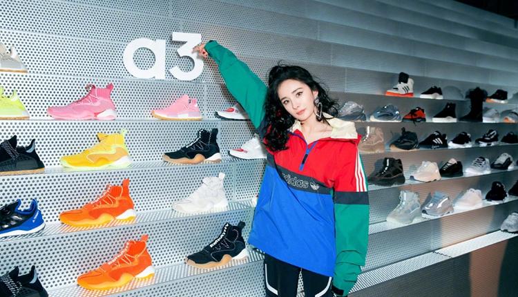颠覆规则,风格由我丨adidas首家a3 store集结高端时尚,入驻北京三里屯